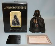 Gentle Giant Collectible Bust Darth Vader 2002 / Ap Version