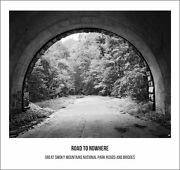 25x24in Poster Great Smoky Mountains National Park Roads, Bryson City And Bridge