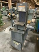 8 W Hammond 800-d Built-in Dust Collector Electrical Package Belt Grinder 5