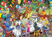 Disney Winnie The Pooh 1000 Piece Puzzle By Ravensburger Free Expedited Ship
