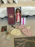 American Girl Doll Retired Elizabeth With Accessories Pleasant Company