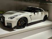 De Agostini Deagostini Gtr Nismo Nissan R35gtr 1/8 Scale Only This Time With