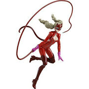 Figma Persona 5 Panther Non-scale Abs And Pvc Painted Movable Figure [new]