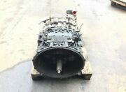 12 As 2301 It Gearbox 81320036870 Transmission Zf From Man Tga 26.480 2006 Truck