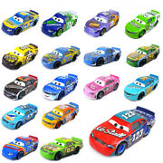 Cars Movie Toys Speed Racers 19 42 28 67 5 Diecast Toy Car 155 Scale Loose
