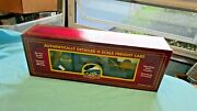 Mth Electric Trains Delaware And Hudson Jordan Spreader O Scale Toy Box Lot