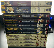 Ace Attorney Manga/comic Collection Complete Sets And 2x Artbooks