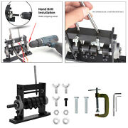 Manual Scrap Copper Wire Stripping Machine Stripper Recycle Tool For 1-30mm