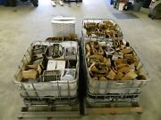 Huge Lot Of Bolts Roll Pins Cotter Keys Carriage Bolts Set Screws And More