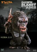 Star Ace Toys Sa6044 Df Koba 2.0 Dawn Of The Planet Of The Apes Action Figure