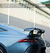 2019 And Up Mercedes Benz Gt63 4 Door Coupe Imp Style Part Carbon Rear Spoiler