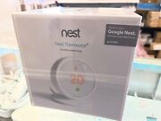 Google Nest Thermostat E And Stand Hf001235-gb Brand New Sealed App Control