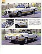 1972 Oldsmobile Hurts Olds 455 Convertible Indy Pace Car Article - Must See