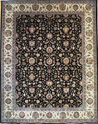 Hand-knotted Rug Carpet 8x10and0393 Tabriz Mint Condition