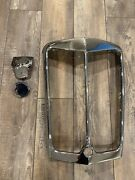 Mg Tf Grille False Nose And Cap
