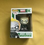 Funko Pop!marvel Ghost Rider 18 Extremely Rare