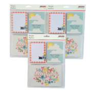 Lot Of 3 Simple Stories Summer Farmhouse 72pc Sn@p Cards Scrapbooking Memory