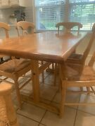 Pottery Barn Kitchen Table And Chairs