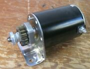 12v Electric Starter Motor For Briggs And Stratton 31r907 31r976 31r977 Engines