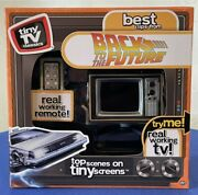 Tiny Tv Classics 80s Best Clips From Back To The Future Basic Fun 2021 Universal