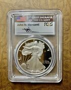 2003 W Proof Silver Eagle Pcgs Price Guide Value 900 Pr70dcam Marcanti Ishks