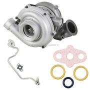 Turbocharger And Installation Accessory Kit 40-84596sd Dac