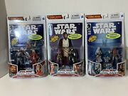 Star Wars Comic Book Mint On Card Action Figure 2 Pack Ee Exclusive Legacy Nihl