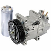For Nissan Maxima And Infiniti I30 Ac Compressor W/ A/c Drier Csw