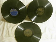 Bing Crosby Duets 3 Lot 10 78rpm Shellac Record And Storage Album Andrews Sisters