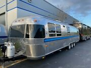 1997 Excella Airstream 34ft.triple Axle Newly Renovated Custom Design Gorgeous