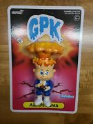 Garbage Pail Kids - Adam Bomb 3.75 Action Figure Gpk Reaction Toy By Super7®