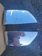 Ford F-250 Super Duty Chrome Door Handles And Mirror Caps
