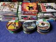 Bulk Lot Of 128 Xbox 360 Video Games Untested As-is Resurfacing/surplus Lot