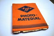 Vintage Agfa Catalogs Price List Advertising Cameras And Roll Films Collectibles