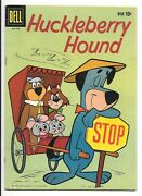 Huckleberry Hound 3 January 1960, Dell Publishings