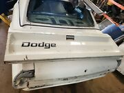 Excellent Tailgate 1977 Dodge 1972 1980 D100 D200 Stored Decades Pickup Truck