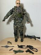 1999 Dragon Models Ltd Action Figure Weapons Clothed Wwii Soldier