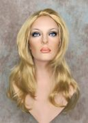 Jordan Color Choice Long Wig Straight Lots Of Layers Skin Top Close Out