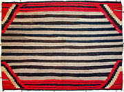 20off Navajo Weaving Childand039s Wearing Blanket And039female Transitionaland039 46 X 33