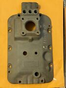 Jaguar - Gearbox Top Cover C.10080 Nos Oem Mk 1 And 2 3.4 Liter Stamped Gbn 2520