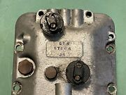 Jaguar Moss Gearbox Top Cover W Shifting Lever Mechanism Gbn 57866 Js Mk1 And 2