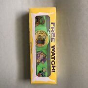 1981 The Great Muppet Caper Movie Promotional Digital Watch Collector Disney