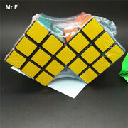 Double Conjoined 3x3x3 Magic Cube 2 In 1 Puzzle Games Special Gift Toys