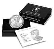 American Eagle 2021 One Ounce Silver Proof Coin West Point W 21ean Lot Of 3