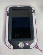 Leappad Ultra Educational Learning Tablet System Pink Purple No Games No Charger