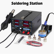 Soldering Station Power Supply Hot Air Welding 220v/110v Yihua 853d 1a Rework