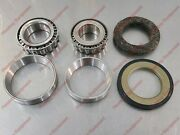 Wheel Bearing Kit For Farmall Ih Tractors M - 560 With 8284db Or 9504dxa Hubs