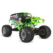 Axi03019 1/10 Smt10 Grave Digger 4wd Monster Truck Rtr
