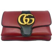 Ally 550129 Bordeaux Shoulder Bag Razor Women And039s Red Brand Gallery _95356