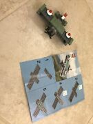 Lego Mini Sopwith Camel 40049 Used Complete W/instructions
